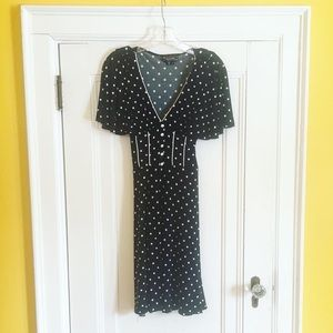 Poka Dot Dress Circa 2009